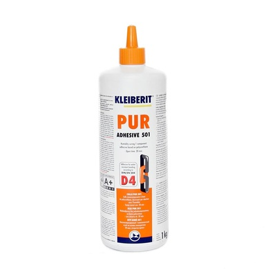 Клей ПУР 501.0.8501 (1кг бутылка)
