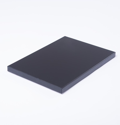 Акрил Shanghai UV 16мм Черный (BLACK COLOR BACK SIDE)